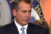 Speaker Boehner under fire