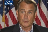 Top Lines of the week: Boehner, magic...