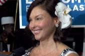 Could Ashley Judd pose a challenge to Sen....