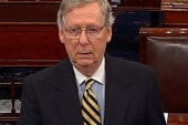 McConnell filibusters own bill