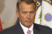 GOP conservatives giving Boehner fiscal...