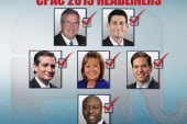Familiar faces lined up for CPAC