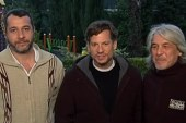 Richard Engel and colleagues safe after...