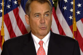 Speaker Boehner faces revolt