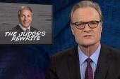 Conservative judge rewrites himself on guns