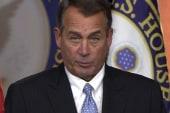 House GOP abandons Boehner; conservatives...