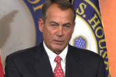 Speaker Boehner: Merry Christmas, everyone!