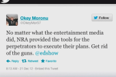 Ed show viewers share NRA announcement...