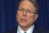NRA's Wayne LaPierre: Call me crazy