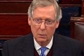 Sen. McConnell claim: GOP bent over...