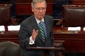 Filibuster fight in the Senate