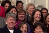 Celebrating the most diverse congress in...