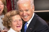 The possibility of Biden running in 2016