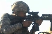 Americans signal readiness for Afghanistan...