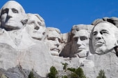 Room for another face on Mount Rushmore?