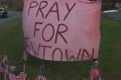 Sandy Hook parents call for change;...