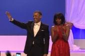 First Lady chooses Choos and Wu, woos,...
