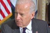 Joe Biden vs. Hillary Clinton in 2016