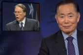 George Takei plays the role of Lawrence O...