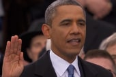 Far-right view of inauguration speech far out