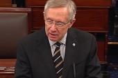Reid caves on filibuster reform