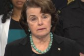 Sen. Feinstein introduces a new and...