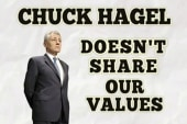 Maddow: 'Bullpucky!' on anti-Hagel ads