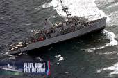 Still-stuck ship scheduled for scrap