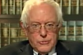 Sen. Bernie Sanders on income inequality