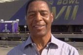 NFL legend Marcus Allen raising awareness...
