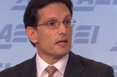 Eric Cantor falls for marketeers' big lie