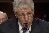 Senate math points to likely Hagel...