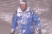 Blizzard bites into New England