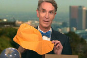 Bill Nye explains the science of storms