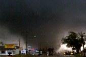 Tornado hits Hattiesburg, Mississippi