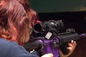Women defying gun owner stereotype