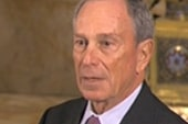 Bloomberg pushes Styrofoam ban