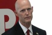 Florida Gov. Scott's massive flip-flop on...