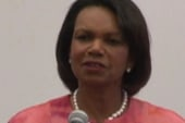 Rice: 'Running for office wasn't in my DNA'
