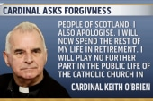 Scottish cardinal apologizes for sexual...