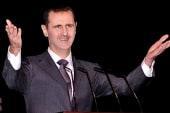 Providing diplomatic solutions to Syria