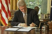 17 years after signing DOMA, Bill Clinton...