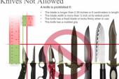 Flight attendants fight new knife rules