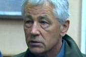 Citing security concerns, US cancels Hagel...