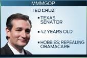 GOP's youth movement: Cruz, Ryan, Paul