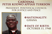 Can a cardinal from Ghana become pope?