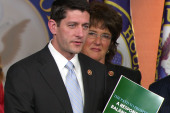 Is the Ryan plan a political document or a...