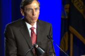 No secret here: Petraeus wants back in the...