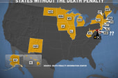 America's shifting position on the death...