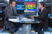 Former Clinton aide on how he revealed he...